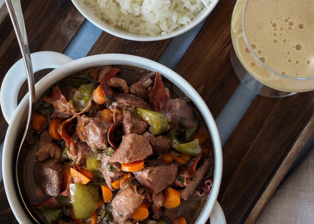 duck-meat-stew